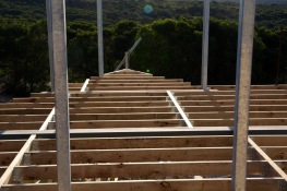 Floor joists over SMB