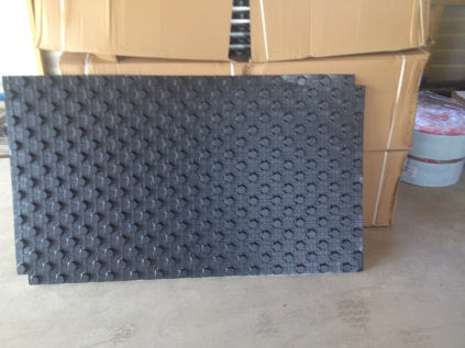 Hydronic pegboard arrives