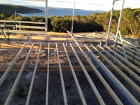 Joists with a view