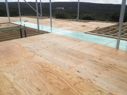 Warmboard & Filler board