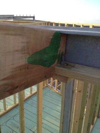 Rafter to Box Gutter