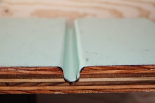 Warmboard profile