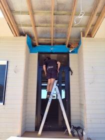 Fitting top window
